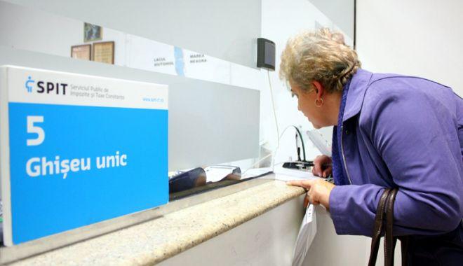Foto: Anunț de interes pentru constănțeni, despre două taxe importante