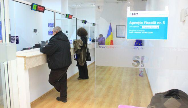 Foto: Spit Constanța deschide un nou ghișeu