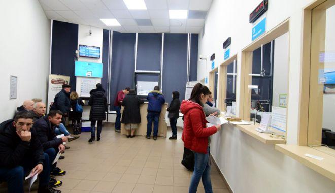 Foto: Transportatorii de marfă din Constanța, verificați de inspectorii fiscali