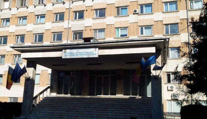 Foto: 20 de cazuri noi de infectare cu coronavirus la Spitalul Militar din Focșani