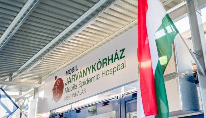Coronavirus: Ungaria a depistat primele cazuri de infectare cu noua tulpină britanică - spital2-1610540661.jpg
