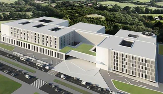 Când vor fi gata spitalele regionale promise de Ministerul Sănătăţii - spitale-1612095338.jpg