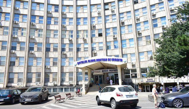 Foto: Spitalul de Urgență are program normal în această nouă mini-vacanță