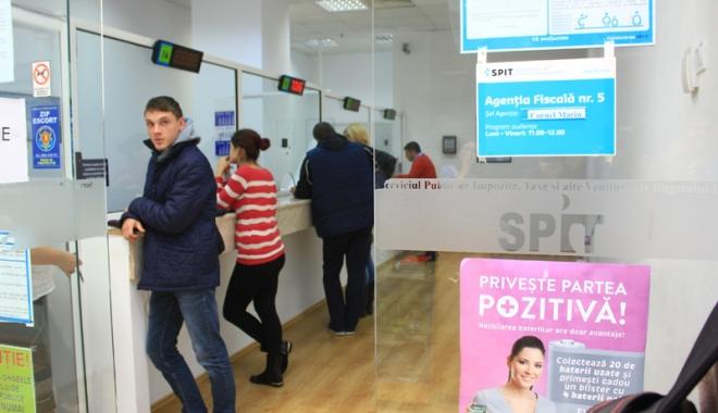 Foto: Penalizări pentru constănțenii care nu și-au plătit impozitele și taxele locale