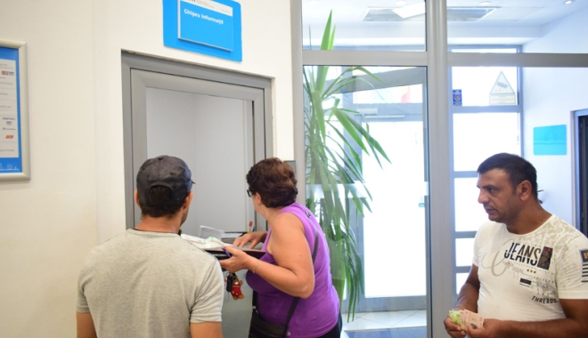 Foto: Informații fiscale rapide la TelVerde al SPIT Constanța