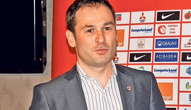 """Foto: Adio Europa! Dinamo, în insolvență / """"Sunt dispus să vând clubul"""""""