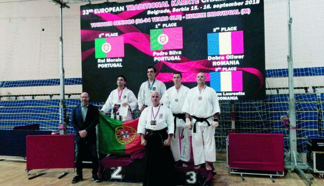 Sportiv de la Karate Tradițional Eforie, dublu medaliat la Europene - sportivok-1537285932.jpg