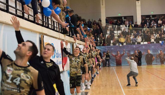 Foto: Sportul constănțean de echipă, între performanță și perspectivă. Cine adună cei mai mulți suporteri