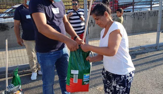 Sprijin de la autoritățile locale pentru persoanele nevoiașe din cartierul