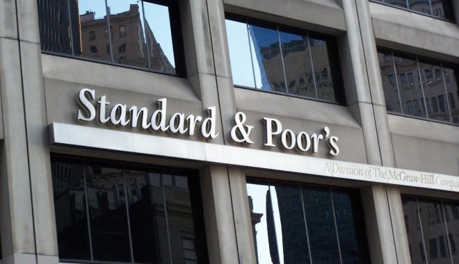 Standard&Poor's apreciază evoluția României - standardpoors-1385186167.jpg