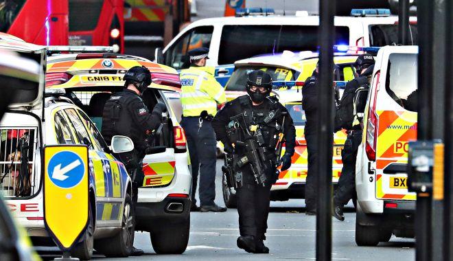 Foto: Statul Islamic revendică atacul terorist de la Londra