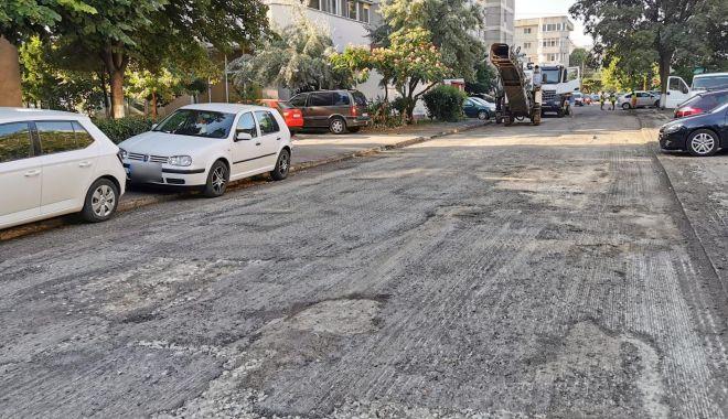 Se toarnă asfalt pe mai multe străzi din Constanța. Ce zone sunt vizate - stradadunarii1-1627891702.jpg
