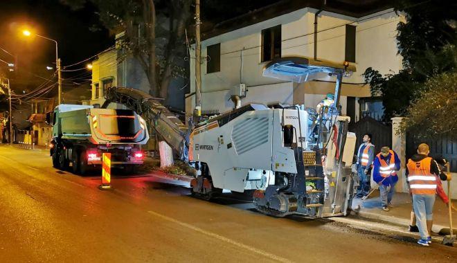 Avansează lucrările de decopertare a carosabilului pe strada Mihai Viteazu - stradamihaiviteazu8-1601548300.jpg