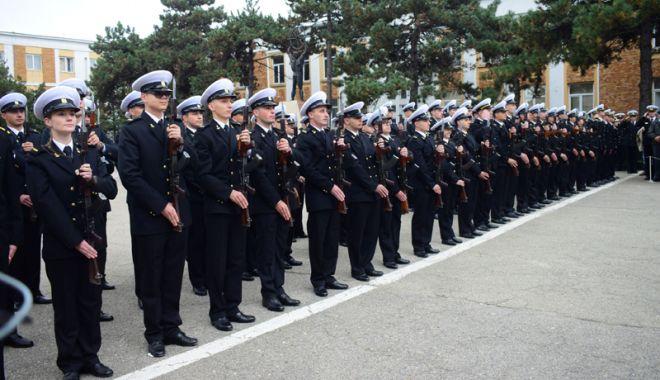 Foto: Deschiderea noului an de învățământ, marcată la Școala Militară de Maiștri Militari a Forțelor Navale