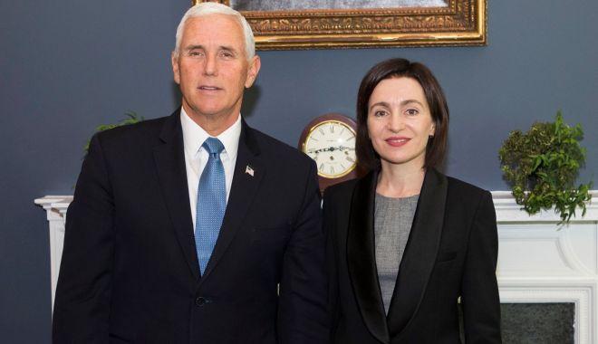 """Foto: """"SUA, partener strategic pentru transformarea democratică a Republicii Moldova"""""""