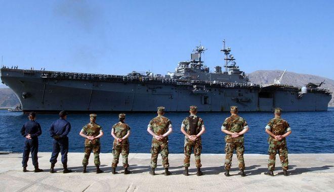 Foto: SUA își extind prezența militară pe teritoriul Greciei