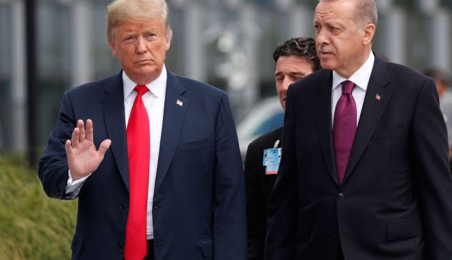"""Foto: """"SUA nu și-au respectat angajamentele privind retragerea forțelor kurde din Siria"""""""