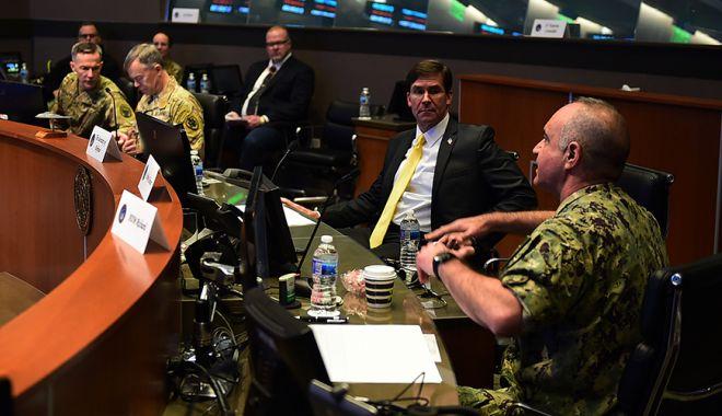 Foto: SUA a efectuat o simulare a unui atac nuclear împotriva Rusiei