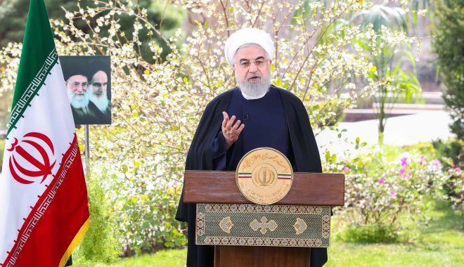 """Foto: """"SUA ar trebui să ridice sancțiunile dacă vor să ajute Iranul"""""""