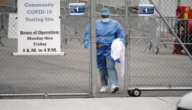 Foto: Explozie de cazuri de coronavirus în SUA
