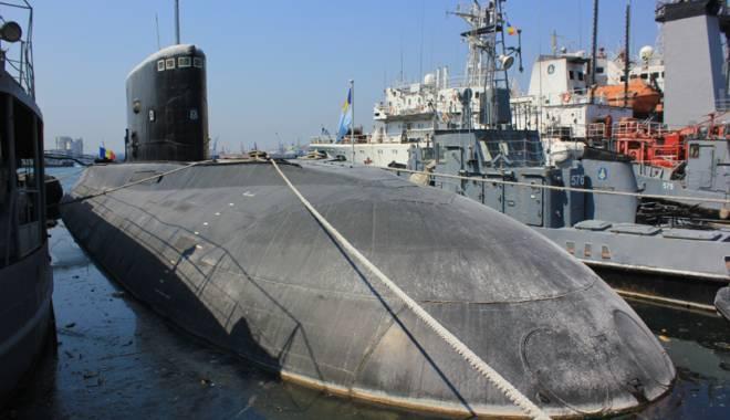 Delfinul, submarinul