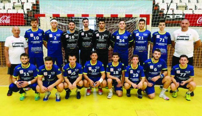Succese pentru echipele constănțene de handbal masculin, în Divizia A - succese-1543163989.jpg