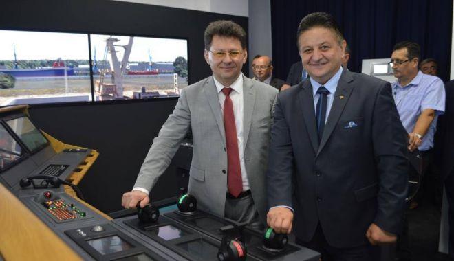 Sucursala CERONAV Galați a inaugurat noile investiții pentru pregătirea navigatorilor fluviali - sucu-1564086033.jpg