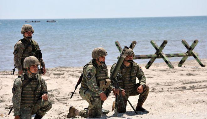 Infanteriștii marini, în ofensivă pentru distrugerea unui depozit de armament - summerstorm2-1623597482.jpg