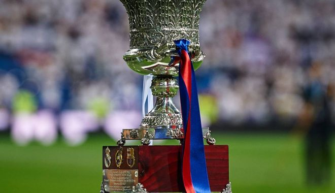 Foto: Supercupa Spaniei se va disputa în Arabia Saudită