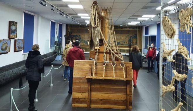 Sute de vizitatori, în weekend, la Muzeul Naţional al Marinei Române - sutedevizitatori12-1611588960.jpg