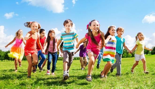 Foto: Tabere pentru copiii cu nevoi speciale din Constanța