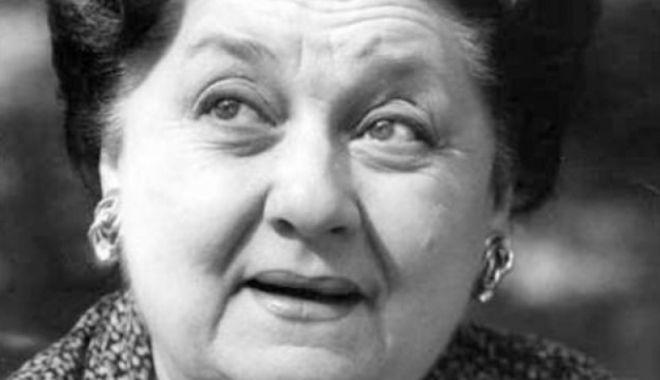 Foto: ROMÂNIA ÎNDOLIATĂ! A MURIT Tamara Buciuceanu Botez