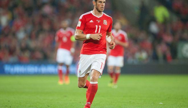 Foto: Țara Galilor merge la EURO. Victorie împotriva Ungariei