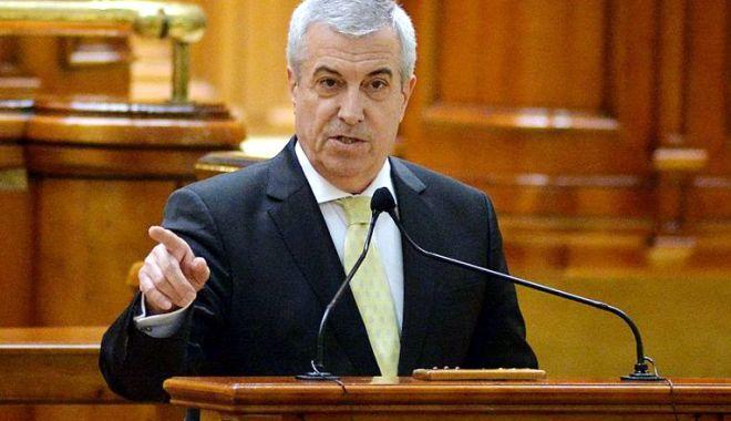 """Foto: Tăriceanu, atac dur la adresa președintelui Iohannis: """"Trebuie  să demisioneze imediat din funcție!"""""""