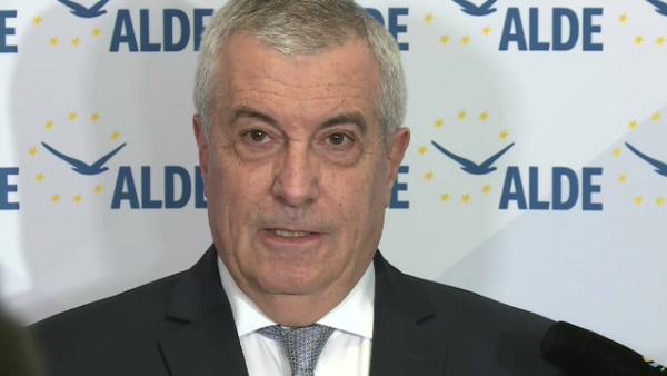 Foto: ALDE nu va participa la votul de luni pentru Guvernul Orban 2