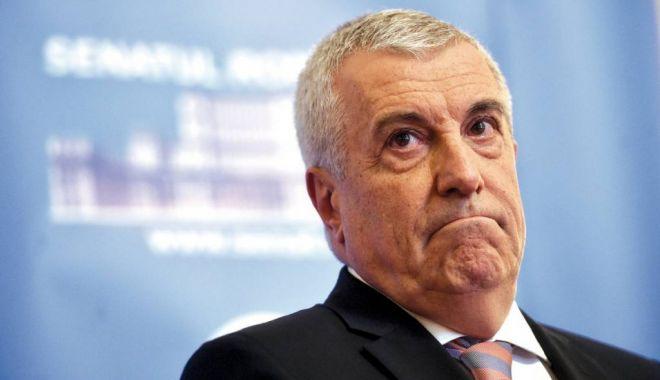 Foto: Călin Popescu Tăriceanu va candida la Primăria Capitalei
