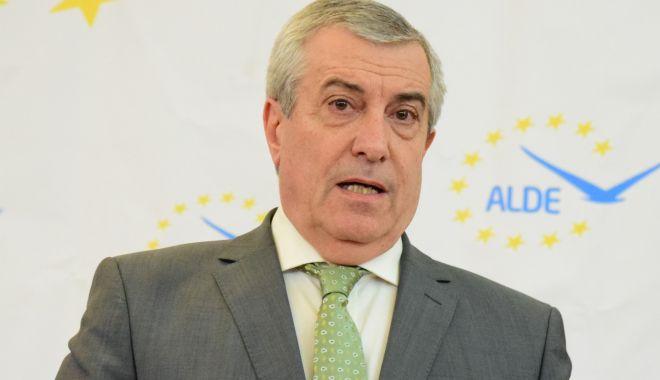 Foto: Cu cine recomandă Tăriceanu să voteze membrii ALDE