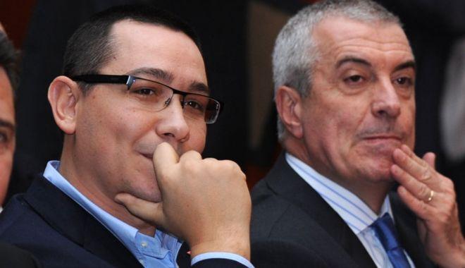 """Foto: Tăriceanu vrea alianță cu Ponta. """"Vom fi a treia forță politică parlamentară"""""""