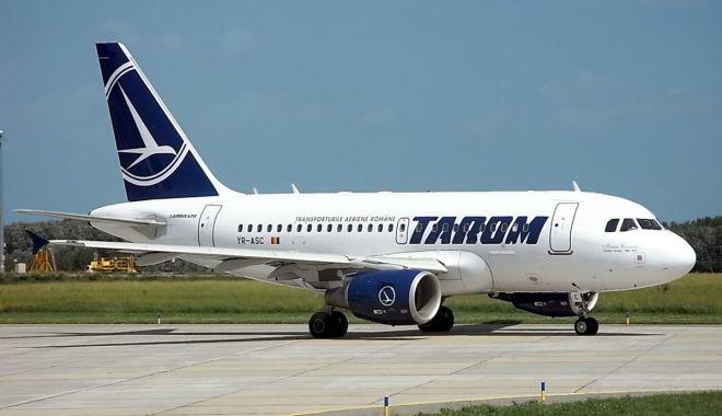 Foto: Compania TAROM începe restructurarea. Vor fi restructurate până la 700 de posturi