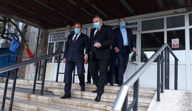 Ministrul Sănătăţii, Nelu Tătaru, în control la spitalele din Constanţa - tataru2-1603963347.jpg