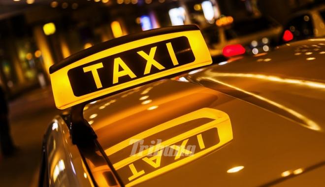 Taximetriștii din stațiunea Mamaia,