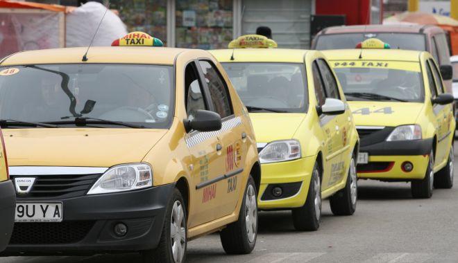 Taximetriştii din Constanţa ar putea protesta. Ce-i nemulţumeşte - taxinemultumiti1-1614713481.jpg