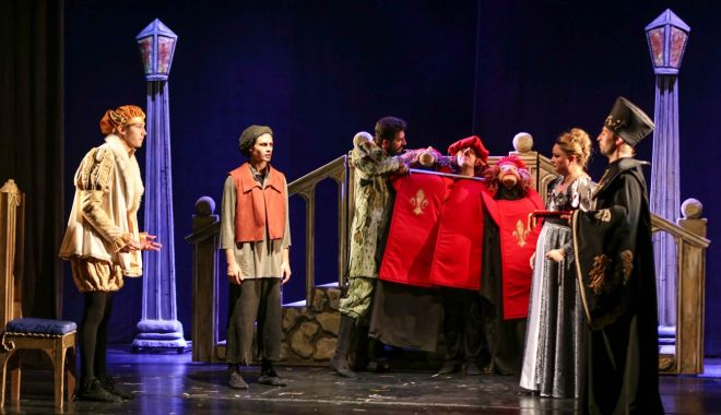 """Foto: Teatrul """"Căluțul de mare"""" caută actori. """"Este nevoie de oameni, care să vină în urma noastră"""""""