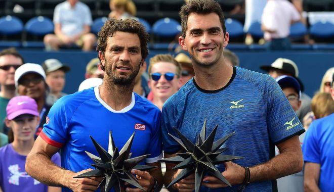 Tenis: Tecău și Rojer au pierdut în semifinalele probei de dublu la Stockholm (ATP) - tecaurojer-1571491103.jpg