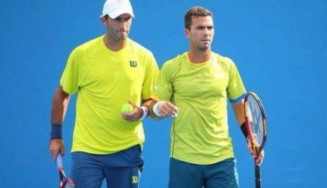 Tecău și Rojer, calificați în sferturile probei de dublu la Dubai (ATP) - tecaurojer38105100-1551189902.jpg