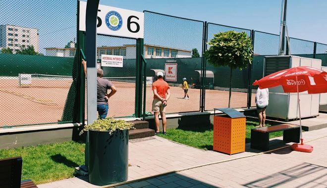 Foto: Tenis Club Bright, o bază modernă la Constanța