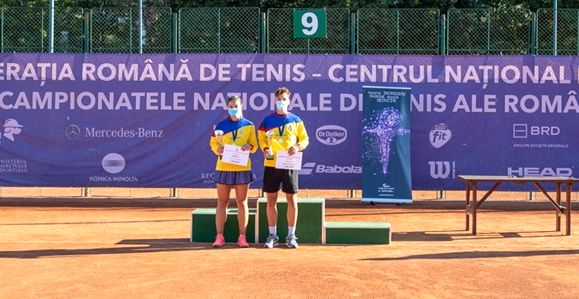 Foto: Tenis / Cine sunt noii campioni ai României la seniori