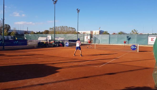 Zi cu surprize la turneul ITF WORD TENNIS TOUR J3-BRIGHT TROPHY - tenis2-1602769181.jpg
