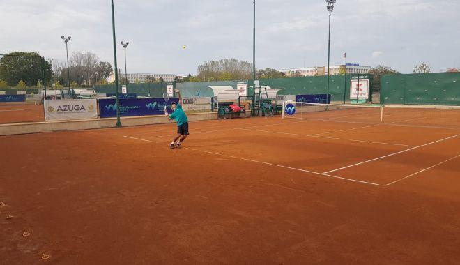 Meciuri tari la Tenis Club Bright. Surprize făcute de români la ITF WORLD TENNIS TOUR J3-BRIGHT TROPHY - tenis3-1602665036.jpg
