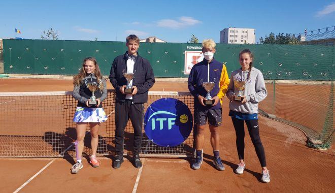 Finale spectaculoase la ITF WORD TENNIS TOUR J3-BRIGHT TROPHY. Iată care sunt campionii - tenisbrightultimaonline-1603091809.jpg